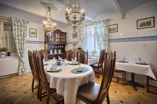 Willa Jaskolka Restauracja