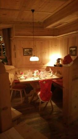 Hotel Grüner Wald: Nikolausküchenparty war echt super
