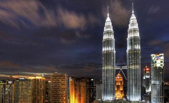 Kuala Selangor Nature Park (Taman Alam Kuala Selangor): Petrons Tower