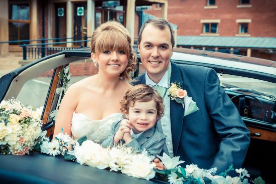 Staindrop Lodge: Wedding
