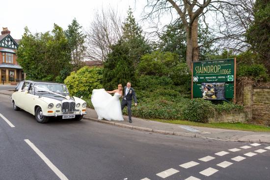 Staindrop Lodge: Weddings