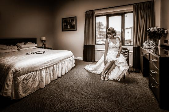 Staindrop Lodge: Bridal Suite