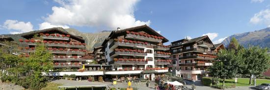 Hotel Alpina: Aussenansicht