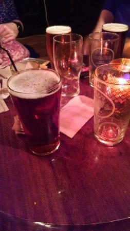 The Blind Beggar: beers