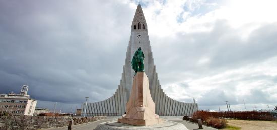 Reykjavik Grand Excursion : Hallgrímskirkja and Leifur Eiríksson