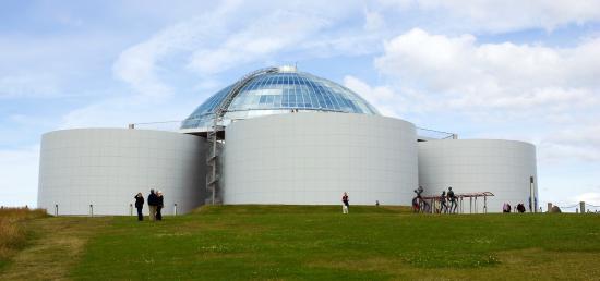 Reykjavik Grand Excursion : Perlan