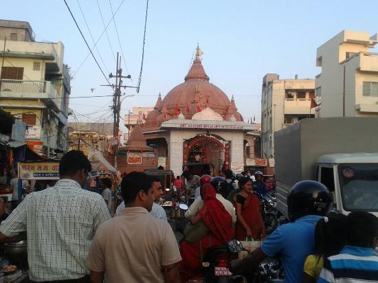 Birgunj, Непал: Shree Gahawamai Temple