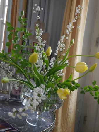 Le Brecy B&B : bouquet