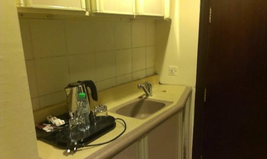 Nawazi Ajyad Hotel: Kitchenette