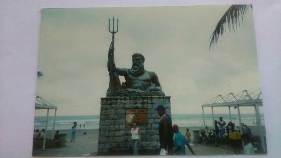 Cidade Ocian Beach: Netuno o Rei dos Mares