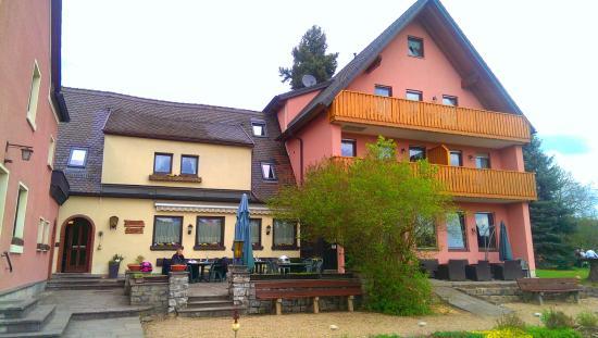 Burghaslach, Duitsland: Landhotel Steigerwaldhaus