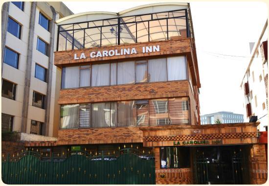 La Carolina Inn: Fachada