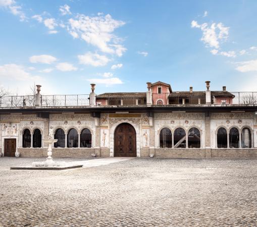 Pozzolengo, Italië: Facciata Cantina