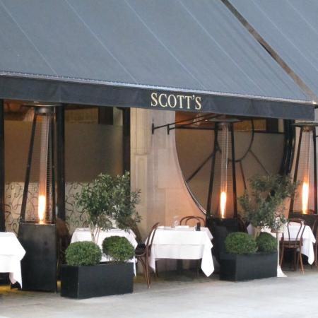 Photo of Seafood Restaurant Scott's at 20 Mount Street, London W1K 2HE, United Kingdom