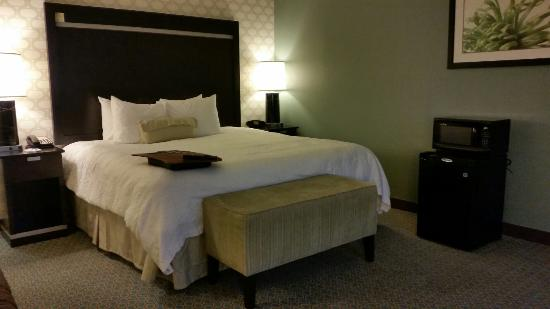 Hampton Inn & Suites by Hilton Denison: All the comforts of home