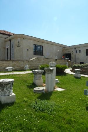 Nessebar Archaeological Museum