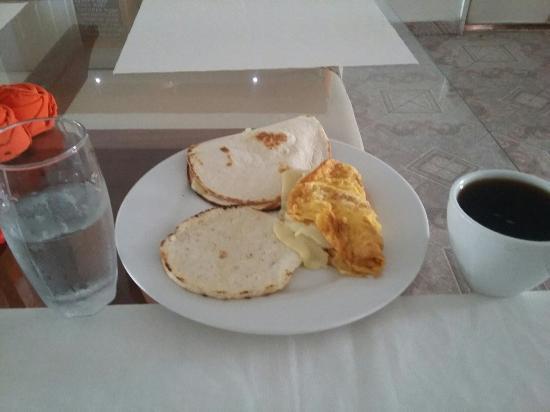 Hotel & Spa Molicie : Delicioso desayuno en este hotel.