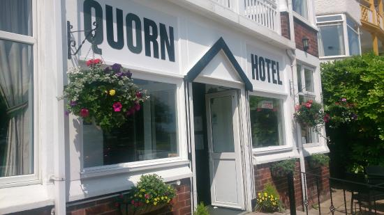The Quorn Hotel: Outside