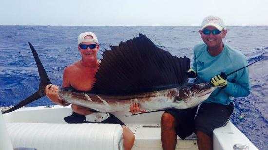 Picture of belize fishing charters san pedro for Belize fishing charters