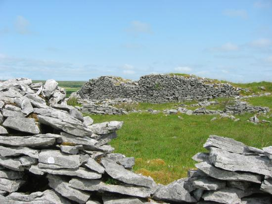 Killinaboy, Irlandia: Fort