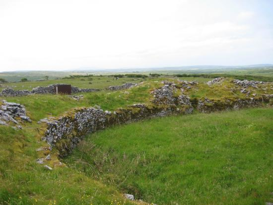 Killinaboy, Irlandia: Interior
