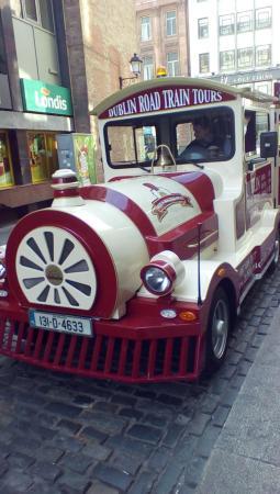 Dublin Road Train Tours: great bus coach trip