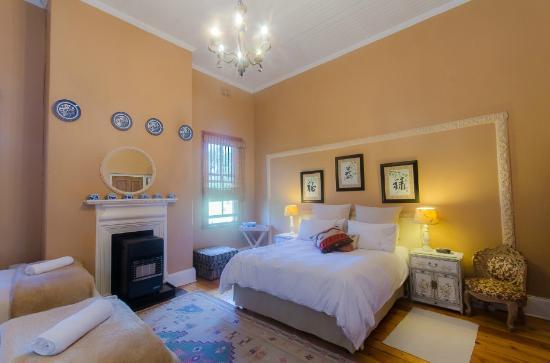 Boston, Sydafrika: Chinese Suite