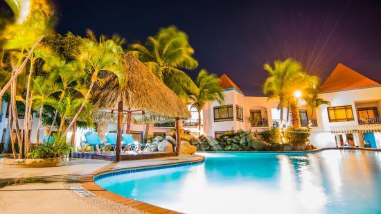 The Mill Resort & Suites Aruba : Pool Cabana