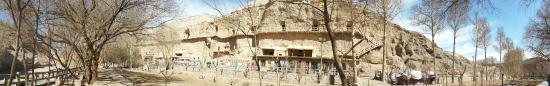 Guazhou County, Kina: Yulin Caves