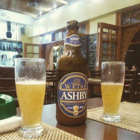 Castelinho Medieval Restaurante : Cerveja de trigo