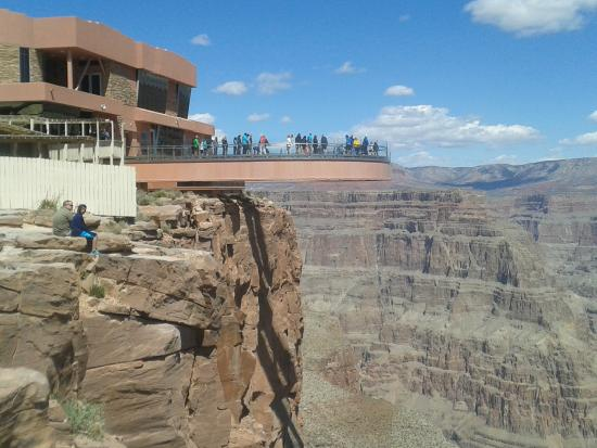 Skywalk Picture Of Papillon Grand Canyon Helicopters Boulder City Tripadvisor
