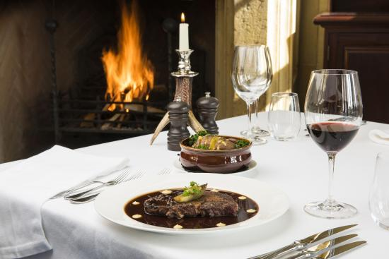 Links House at Royal Dornoch: Sunday Lunch at Links House