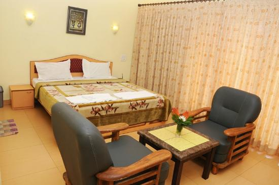 Fairstay Holiday Resort: Two bedroom cottage- room(inner)First floor