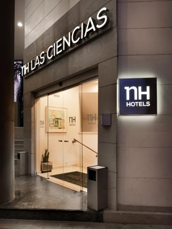 NH Valencia Las Ciencias: Facade