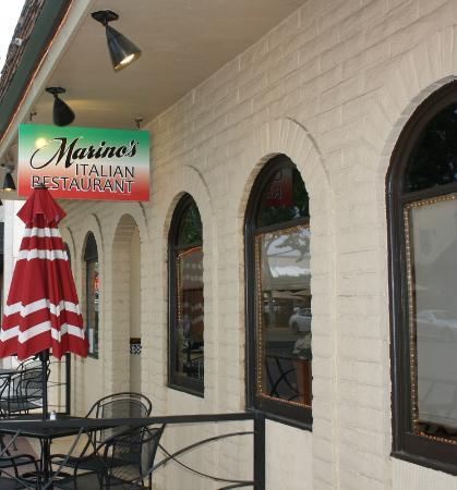 Marino's Italian Restaurant: Wonderful little restaurant