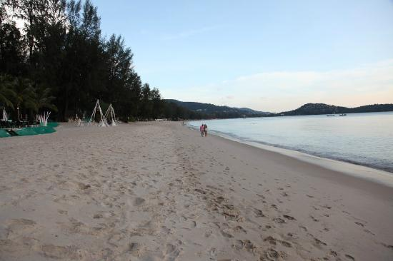 Фото пляжа лагуна пхукет