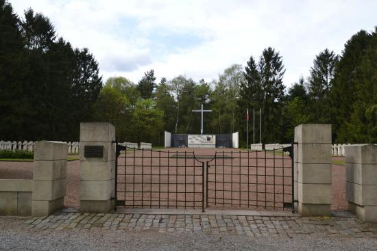 Lommel, Belgium: De ingang