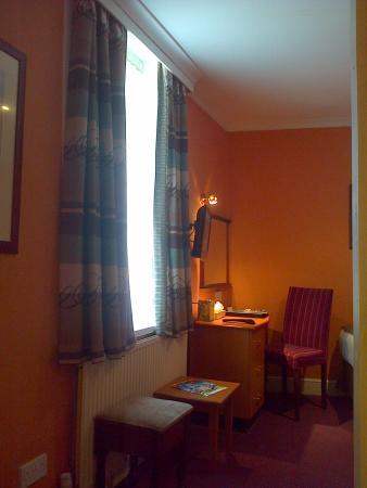 Room 121 Single Room Picture Of Best Western Carlton Hotel Blackpool Tripadvisor
