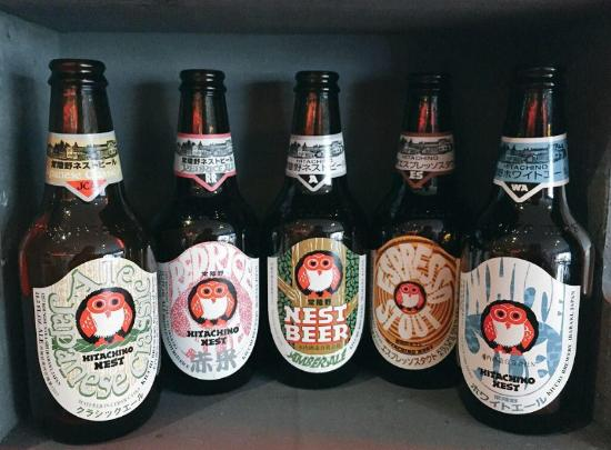 Fuzion Noodle Bar: Japanese Craft Beers