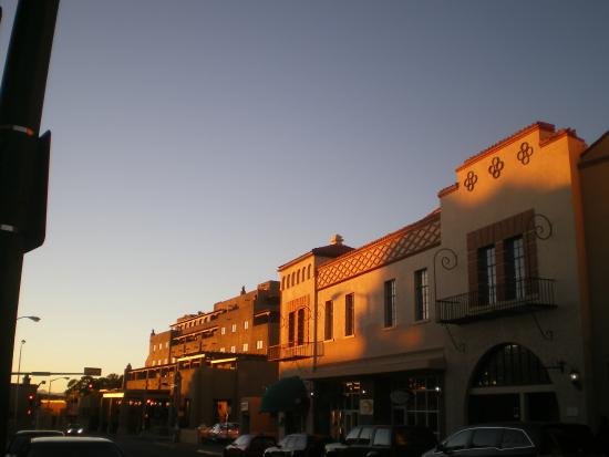 Old Town Santa Fe >> Old Town Plaza Picture Of Santa Fe New Mexico Tripadvisor