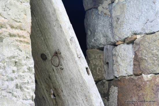 San Roque de Riomiera, Spain: Antes de la rehabilitacion
