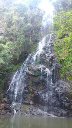 La Bonita Guest House: Cascada en La Bonita