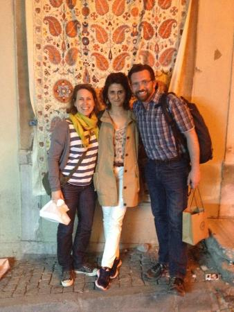 Offbeat Istanbul Walking Tours / Day Tours : great time together