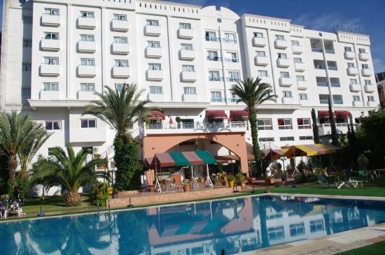 Tildi Hotel & SPA: hotel, pool & Garden