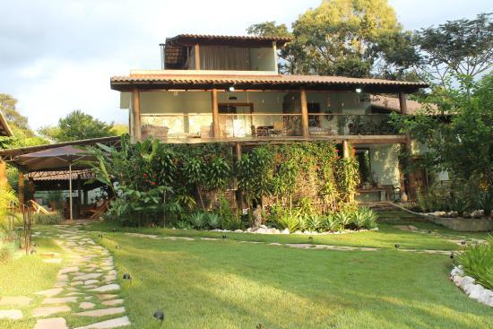 118263989 vista da pousada - Foto de Casa da Lua Pousada, Alto Paraíso de ...