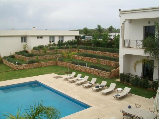 Villa Agapanthe: zwembad