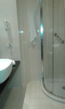 Hotel Michelino Bologna Fiera: bathroom