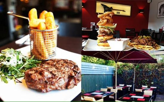 Photo of American Restaurant Rocker's Steak House at 52 Mill Road, Cambridge CB1 2AS, United Kingdom