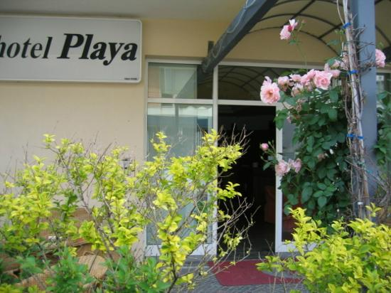 Hotel Playa: entrata
