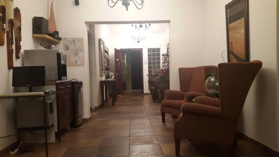 Guesthouse Terra Africa: Entrata